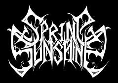 Spring sunshine (TomaBw) Tags: black metal logo logotype bm