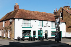 The Two Brewers Whitstable Kent UK (davidseall) Tags: the two 2 brewers pub pubs inn tavern bar public house houses whitstable kent uk gb british english