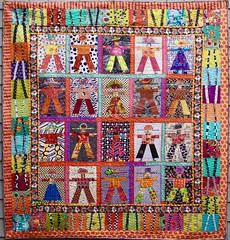 20 Women (opal c) Tags: quilt women phoebe freddy