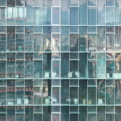 office world (barbera*) Tags: facade architecture windows reflections building officeworld desks barcelona spain barbera barbarastumm gw7a1381