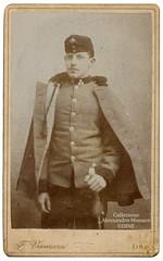 Dragoner by F. Vismara - Linz 1892 (spadon75) Tags: kuk austriahungary dragoner sterreich austriansoldier linz fvismara
