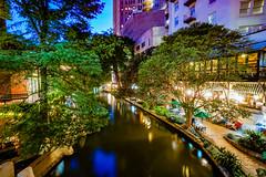 SanAntonio_306 (allen ramlow) Tags: city urban night san antonio riverwalk colorful long exposure hdr sony a6300