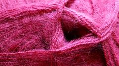 Wool (Zsofia Nagy) Tags: 7daysofshooting week16 ifihadtimeid texturetuesday texture wool yarn colors color monocrome monochromatic purple
