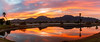 Par 3 Sunrise (http://fineartamerica.com/profiles/robert-bales.ht) Tags: arizona facebook fineart flickr foothills freshwatersunsetorrise haybales people photo photouploads places scenic states sunset sunrise golden red lake pond yuma palmtree weeds reflection silhouette sensational spectacular awesome magnificent peaceful serene surreal sublime spiritual inspiring inspirational evening relaxing unitedstates panoramic southwest trees twilight wow dramatic emotion environment desert sunrays sky yellow dusk nature outdoor water colorful sun dawn horizontal tranquil exotic orange mountain ducks robertbales