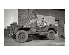 Vehicle Collection (7382) - Jeep (Steve Given) Tags: workingvehicle motorvehicle automobile army soldiers military worldwartwo ww2 jeep medic germany 1940s