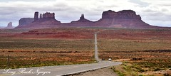 US Route 163 toward Monument Valley, Navajo Tribal Park, Navajo Nation, Utah-Arizona 1102a (longbachnguyen) Tags: monumentvalley navajotribalpark navajonation usroute163 arizona utah