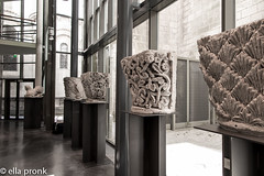 2016-09-03 Musee de Angouleme, Roman art  IMG 0831 (ellapronkraft.) Tags: muse deangouleme romanart charente poitoucharentes artroman middleages moyenage capitals