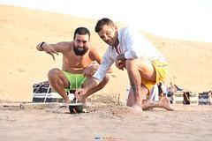 4th NBO Oman Desert Marathon - Before Stage 5