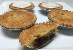 frangipane mince pies (Sweet Expressions Cakes) Tags: frangipane mince pies