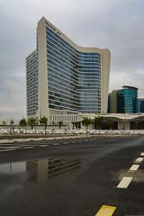 Hilton Riyadh II Nov-26-16 (Bader Alotaby) Tags: hilton east ring gharnata mall omrania nikon d7100 riyadh skyscraper skyline cityscape nightscape ruh photography ksa gcc art architecture leed kafd sunset blue hour amazing 18200 1116 sigma samyang 8mm tokina supertall megatall cma hok kkia dxb dubai uae doh doha qatar bahrain manamah burj khalifah downtown city center modern rafal kempinski hotel flamingo sculpture chicago illinois usa travel summer loop central cta ord ny jfk kfnl kapsarc