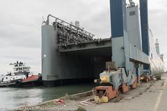 Pier 96 Cape Mohican 10-2016 (daver6sf@yahoo.com) Tags: p80 portofsanfrancisco pier80 capemohican sanfranciscobay tug zfour