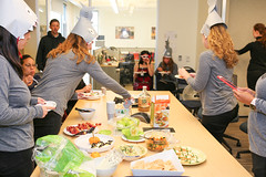 909A7285 (BGCSF) Tags: admin staff halloween potluck lunch costumes don fisher clubhouse