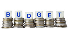 Budget (gaylejackson1) Tags: budget symbol money stack heap pile nobody finance currency commerce financial wealth monetary cash isolated white