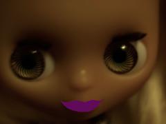 Blythe 2 (Fire Engine Red) Tags: digitalart corelpaintshopprox8 playingwithscripts blythedoll doll femaledoll