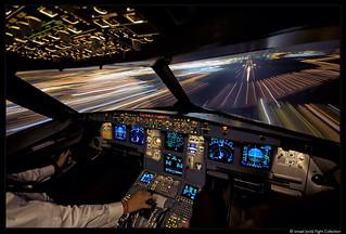A320 Cockpit (2007)