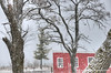 Glen Haven ... snow'n (Ken Scott) Tags: snow cannery glenhaven red pinetree leelanau michigan usa 2016 december fall autumn 45thparallel hdr kenscott kenscottphotography kenscottphotographycom freshwater greatlakes lakemichigan sbdnl sleepingbeardunenationallakeshore voted mostbeautifulplaceinamerica