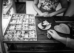 Tassikoogid, Tartu (Kalev Lait photography) Tags: tassikoogid oledilus shop cupcakes macaron stall cupcake bnw blackandwhite butiik kohvik cafe travel travelphotography traveling