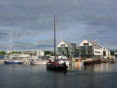 varberg (helena.e) Tags: helenae varberg vacation semester husbil motorhome ålga hamn harbour boat båt water explore