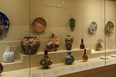 Cincinnati Art Pottery (Joey Hinton) Tags: olympus omd em1 cincinnati art museum mft m43 microfourthirds 1240mm f28