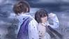 Juubei & Kazuki (ArtNinjaph) Tags: art ninja artninjaph artninja aien getbackers cosplay anime photography photomanipulation fantasy string kazuki juubei infinityfortress artwork mattepainting ruins