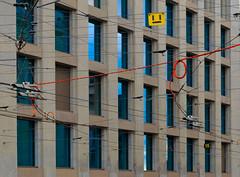Credit Suisse-3536 (carolinanegel@gmail.com) Tags: bank banques genève architecturalphotography architecture city cityscape geneva glass urban urbex