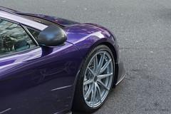Purple Haze (Beyond Speed) Tags: mclaren 675lt spyder shmee supercar supercars automotive automobili nikon v8 purple london mayfair supercarsunday