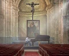Heavenly Tunes Havana (ginga ninga) Tags: cuba havana chapel church music heavenly