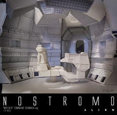 NOSTROMO-MOTHER-CHAMBER-46 (sith_fire30) Tags: alien covenant nostromo prometheus isolation torrens sulaco aliens xenomorph giger ridley scott scratchbuilding diorama miniature scale muthur6000 mother computer weyland yutani art sculpture custom action figure aves fixit styrene dayton allen sithfire30