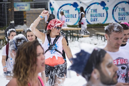 The Bubble Day Paris 2016