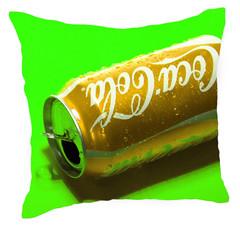 Almofada colorida 2 (Bart Borges) Tags: design fotografia estdio iluminao lata cocacola almofada aplicao estampa 2014