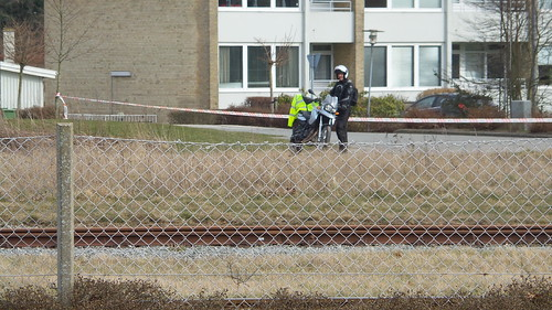 Bombe-attrap fundet ved Ringe Banegård(4)