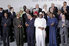 COP 22 Marrakech 3 (Federal Ministry of Information & Culture, Nigeria) Tags: president buhari participates program opening high level segment cop 22 marakkech morocco