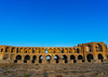 Khaju bridge pol-e khaju over dry zayandeh river, Isfahan province, Isfahan, Iran (Eric Lafforgue) Tags: ancient arches architectural architecture attraction blue bricks bridge building city clearsky colorimage copyspace cultural day dried esfahan hispahan horizontal incidentalpeople iran iranian isfahan ispahan khajubridge landmark middleeast orient outdoors people persia photography river sepahan shahabbas spadana stone stony sunny tourism touristic traveldestinations unescoworldheritagesite urban zayandeh isfahanprovince
