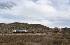Carrilero (lagunadani) Tags: paisaje monover carrilero 333 3333 prima renfe mercancias sonya7