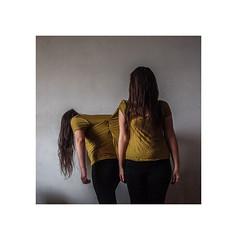Tvoje telo me boli. (xzwillingex) Tags: portrait selfportrait people twins identicaltwins colour colours