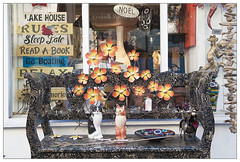 Shop Front (theimagebusiness) Tags: theimagebusiness theimagebusinesscouk travel tourism touristattraction england d700 fun historic nikon outdoors outside open outdoor retail street uk weather shop store shopping december christmas storefront quirky town gift arty craft artistic homemade products windermere lakedistrict cumbria