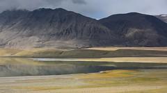 Lake Kyagar Tso, India 2016 (reurinkjan) Tags: india 2016 janreurink himachalpradesh spiti kinaur ladakh kargil jammuandkashmir kyagartso lakekyagar saltlake himalayamountains sunrise himalayamtrange himalayas landscapepicture landscape landscapescenery mountainlandscape