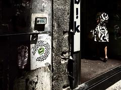fragments (michele liberti) Tags: streetphotography street streetcolors fragments graffiti dal gun naples napoli italy