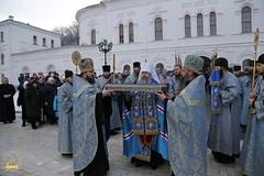 09. Arrival of Sanctities at Lavra / Прибытие святынь в Лавру 01.12.2016