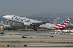 American / B772 / N782AN / KLAX (_Wouter Cooremans) Tags: lax klax los losangeles losangelesinternationalairport spotting spotter avgeek aviation airplanespotting american b772 n782an