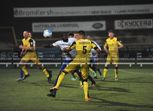 Southport F.C v Braintree F.C 26th November 2016