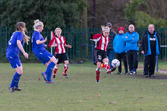 Altrincham LFC vs Stockport County LFC - December 2016-142 (MichaelRipleyPhotography) Tags: altrincham altrinchamfc altrinchamlfc altrinchamladies alty amateur ball community fans football footy header kick ladies ladiesfootball league merseyvalley nwrl nwrldivsion1south nonleague pass pitch referee robins shoot shot soccer stockportcountylfc stockportcountyladies supporters tackle team womensfootball