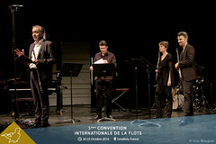Hommage aux Professeurs des CNSM avec Philippe BERNOLD, Julien BEAUDIMENT, Florence SOUCHARD-DELÉPINE, Vincent LUCAS