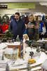 Lionel villages are cool (grilljam) Tags: seamus 4yrs llbean christmasvillage december2016 winter trainvillage graham joe