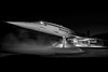 Concorde & Smoke (Matt photo3) Tags: concorde brooklands delta golf smoke british airways tlephotos jet supersoninc retired museum speed civil aviation civilian passanger executive rolls royce olympus 593