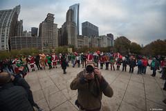 DSC_0968 (critter) Tags: santacon2016 santacon santa bean cloudgate millenniumpark christmas pubcrawl caroling chicago chicagosantacon artinstituteofchicago