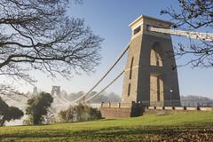 The East Tower (CarolynEaton) Tags: cliftonsuspensionbridge bristol