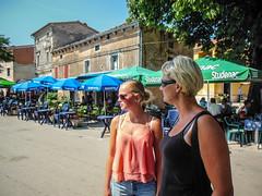 Vak 14 - Het dorpje Svetvincenat (sannekuper) Tags: 2014 istrië kroatië miekekuper sannekuper svetvincenat vak14 vakantie svetvinčenat