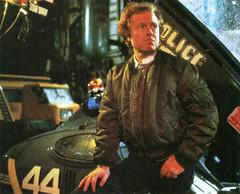 Ridley Scott on the set of Blade Runner (1982) (Tom Simpson) Tags: bladerunner behindthescenes film movie vintage ridleyscott