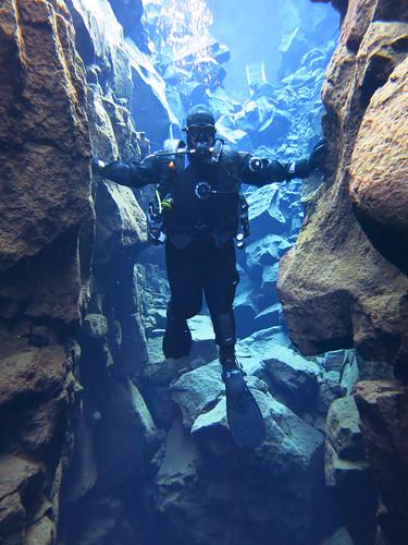Iceland 2014 - Silfra dive - IMG_0522